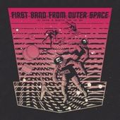 FIRST BAND FROM OUTER SPACE-The Guitar is Mightier Than The Gun (black)