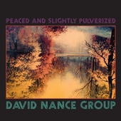 NANCE GROUP, DAVID-Peaced And Slightly Pulverized