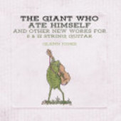 JONES, GLENN-The Giant Who Ate Himself And Other New Works