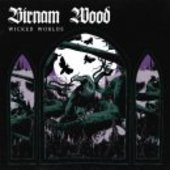 BIRNAM WOODS-Wicked Worlds (purple/blue/white marbled)