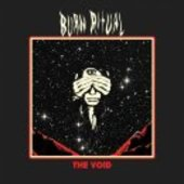 BURN RITUAL-The Void (white/red/black splatter)
