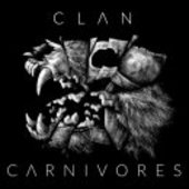 CLAN-Carnivores (white/black marbled)