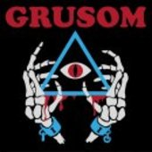 GRUSOM-II (red/blue marbled