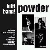 POWDER-Biff! Bang! Powder!