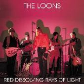 LOONS-Red Dissolving Rays of Light