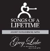 LAKE, GREG-Songs Of A Lifetime