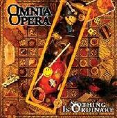 OMNIA OPERA-Nothing Is Ordenary (black)