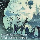 SPACE INVADERS & NIK TURNER-Playing The Sonic. Noice.Opera (col)