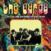 BYRDS-Avalon Ballroom, S.F. Nov. 2nd 1968