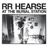 HEARSE, R.R.-At The Burial Station