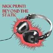 PIUNTI, NICK-Beyond the Static (blue)