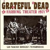 GRATEFUL DEAD-Harding Theatre 1971 Vol. 1