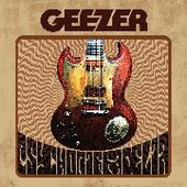 GEEZER-Psychoriffadelia (red/black marbled)