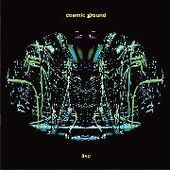 COSMIC GROUND-Live (black/green)