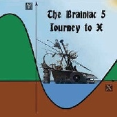 BRAINIAC 5-Journey to X