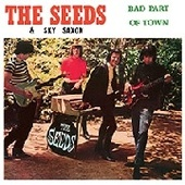 SEEDS & SKY SAXON-Bad Part Of Town