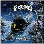 SENDELICA-The Cromlech Chronicles II (blue/black)