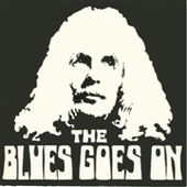 BLUES GOES ON-s/t