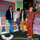 TOMORROW-Live Recordings: 1967-68