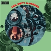 SOFT MACHINE-s/t (gold)