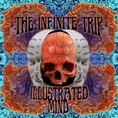 INFINITE TRIP-Illustrated Mind (black)