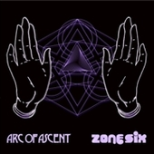 ARC OF ASCENT/ZONE SIX-Split (pink/purple/white)