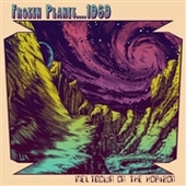 FROZEN PLANET...1969-Meltdown On The Horizon (black)
