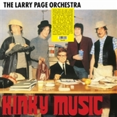 PAGE, LARRY ORCHESTRA-Kinky Music