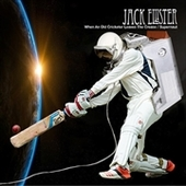 ELLISTER, JACK-When An Old Cricketer Leaves The Crease (red)