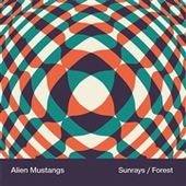 ALIEN MUSTANGS-Sunrays/Forest