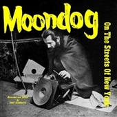 MOONDOG-On The Streets Of New York