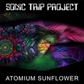SONIC TRIP PROJECT-Atomium Sunflower (black)