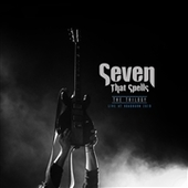 SEVEN THAT SPELLS-The Trilogy (Live At Roadburn 2019) (black)