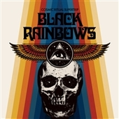 BLACK RAINBOWS-Cosmic Ritual Supertrip (black)