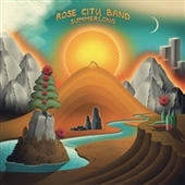 ROSE CITY BAND-Summerlong (black)