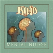 KIND-Mental Nudge (clear/blue+orange/yellow splatter)