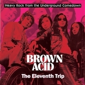 V/A-Brown Acid: The Eleventh Trip (col)