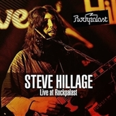 HILLAGE, STEVE-Live At Rockpalast 1977