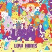 LOW HUMS-Night Magic Wine/Shine Rock (solid purple)