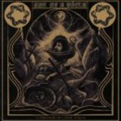 SON OF A WITCH-Commanded By Cosmic Forces (gold black dust)