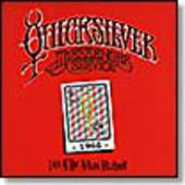 QUICKSILVER MESSENGER SERVICE-Live At The Avalon Ballroom