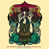 ACID MOTHERS TEMPLE & THE MELTING PARAISO U.F.O.-Reverse Of Rebirth In Universe (green)